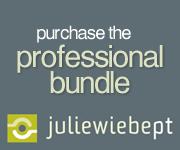 The Professional Bundle - Julie Wiebe PT