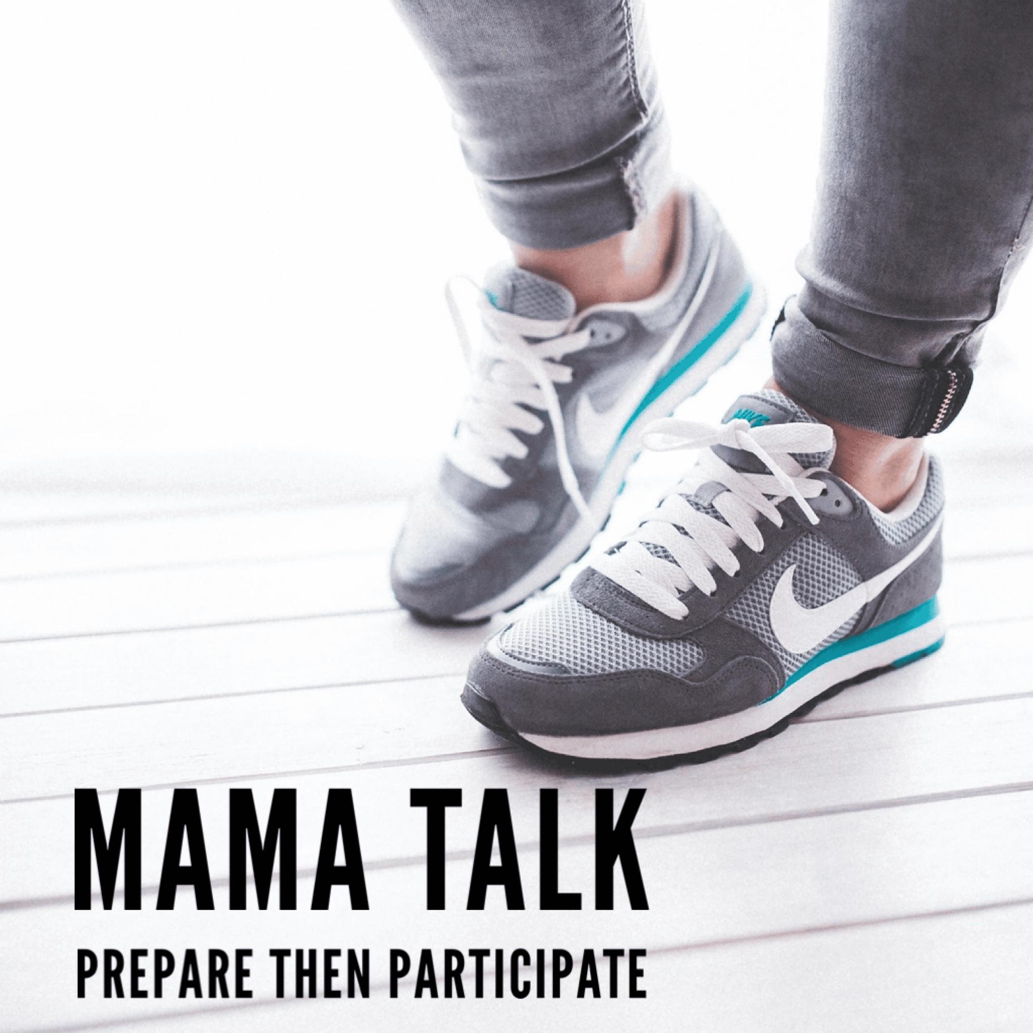 Prepare Then Participate